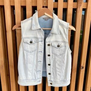 jean jacket Nordstrom brand size small